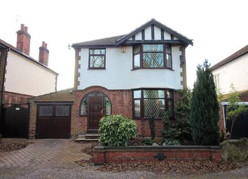 Thumbnail 3 bedroom detached house for sale in Nottingham Road, Nuthall, Nottingham