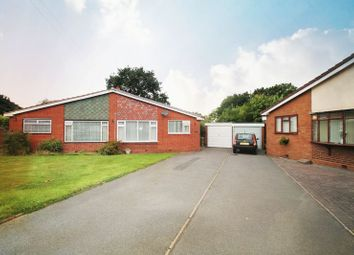 Thumbnail 2 bed semi-detached bungalow for sale in 2 Bedroom Bungalow, Shepwell Gardens, Wolverhampton