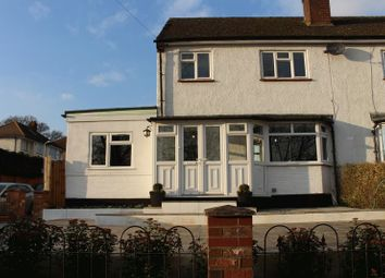 Thumbnail 3 bed semi-detached house for sale in Norwich Road, Northwood