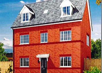 Thumbnail 4 bed detached house for sale in Barrow
