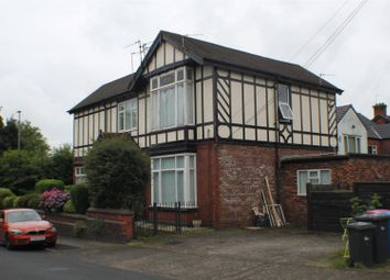 Thumbnail 1 bed flat for sale in Eccles Old Road, Salford