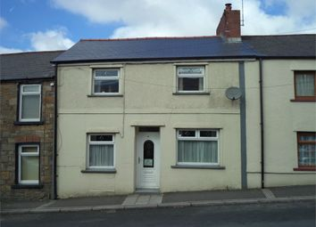 Thumbnail 3 bed terraced house for sale in Beaufort Road, Tredegar, Blaenau Gwent
