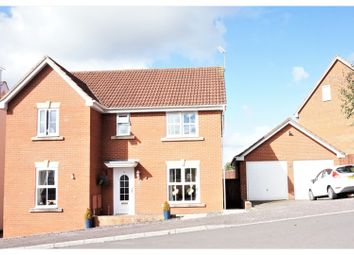 Thumbnail 4 bed detached house for sale in Stutts End, Taunton