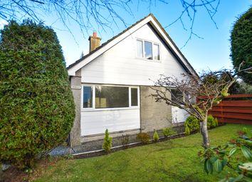 Thumbnail 3 bedroom link-detached house for sale in Glebe Road, Kilmacolm