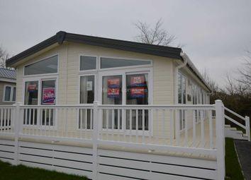 Thumbnail 2 bed lodge for sale in Tarka Holiday Park, Braunton Rd, Ashford, Barnstaple