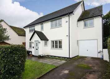 Thumbnail 6 bed detached house for sale in Efflinch Lane, Barton Under Needwood, Burton-On-Trent
