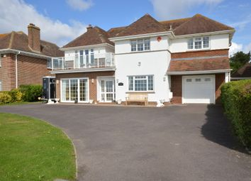 Thumbnail 5 bed detached house for sale in Marine Drive West, Barton On Sea, New Milton