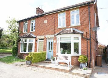 Thumbnail 3 bed semi-detached house for sale in Upper Clatford, Andover, Hampshire