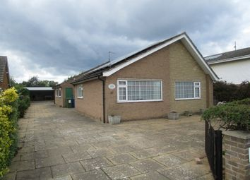 Thumbnail 3 bed detached bungalow for sale in Kings Road, Hunstanton