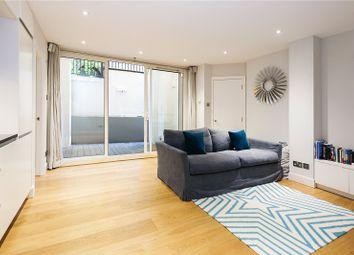 Thumbnail 1 bed flat to rent in Bartholomew Close, London