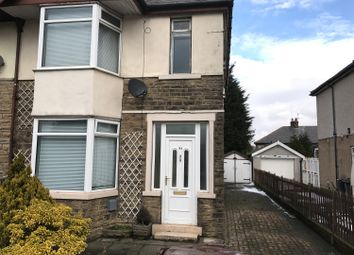 Thumbnail 3 bed semi-detached house to rent in Mayo Avenue, Bradford