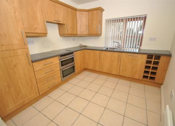 Thumbnail 2 bed maisonette to rent in Nursery Lane, Quorn, Loughborough