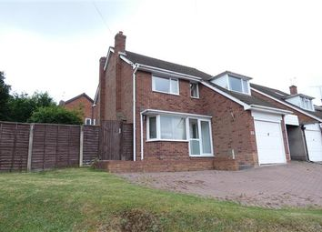 Thumbnail 3 bed detached house for sale in Lichfield Road, Four Oaks, Sutton Coldfield