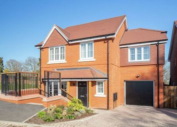 "Thumbnail 4 bedroom detached house for sale in ""The Lulworth"" at Gardeners Hill Road, Wrecclesham, Farnham"