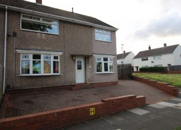 Thumbnail 3 bed semi-detached house for sale in Whinbrooke, Gateshead, Tyne And Wear