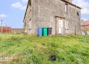 Thumbnail 3 bed flat for sale in Factory Road, Buckhaven, Leven, Fife