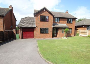 Thumbnail 4 bed detached house for sale in Lower Eggleton, Ledbury