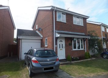 Thumbnail 3 bedroom detached house for sale in Bosworth Way, Long Eaton, Nottingham