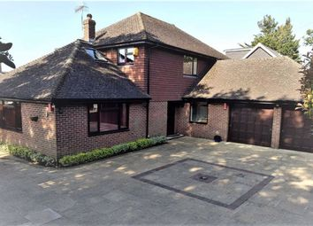 Thumbnail 4 bed detached house for sale in Whylands Crescent, Worthing, West Sussex