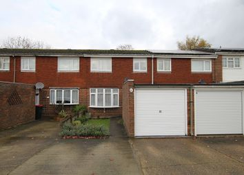 Thumbnail 3 bed terraced house for sale in Monarch Close, Crawley, West Sussex.