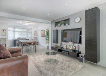 Thumbnail 5 bed semi-detached house to rent in The Vale, Golders Green, London