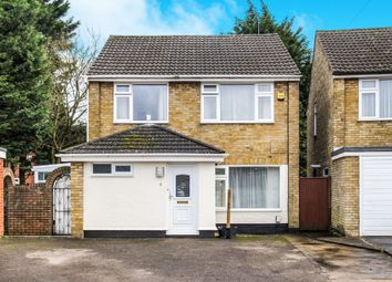 3 bed detached house for sale in Stoneways Close, Luton LU4