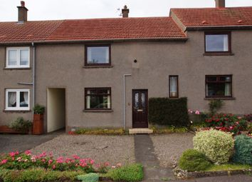 Thumbnail 3 bed terraced house for sale in Aithernie Drive, Upper Largo, Leven