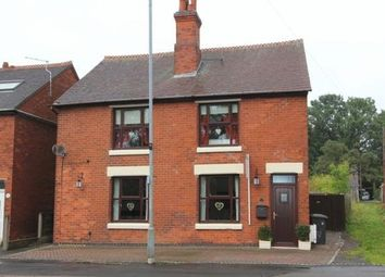 Thumbnail 4 bed detached house for sale in Burton Road, Measham, Swadlincote