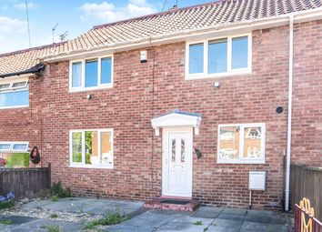 Thumbnail 3 bed terraced house for sale in Fulbrook Road, Newcastle Upon Tyne