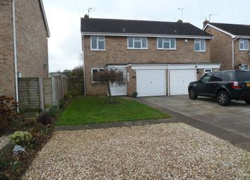 Thumbnail 3 bed semi-detached house for sale in Brionne Way, Longlevens, Gloucester