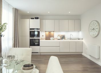 Thumbnail 2 bed flat for sale in Plot 136, Central Square Apartments, Acton Gardens, Bollo Lane, Acton, London