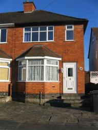 Thumbnail 3 bedroom semi-detached house to rent in Burleigh Road, Hinckley