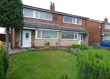 Thumbnail 4 bed semi-detached house for sale in Oban Crescent, Ribbleton, Preston, Lancashire