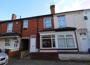 Thumbnail 2 bedroom terraced house for sale in Ivanhoe Street, Dudley