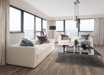Thumbnail 3 bed flat for sale in Danforth Apartments, Furness Quay, Salford