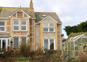 Thumbnail 5 bed semi-detached house for sale in Dennis Lane, Padstow