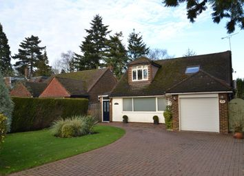 Thumbnail 3 bed detached bungalow for sale in Williams Way, Radlett