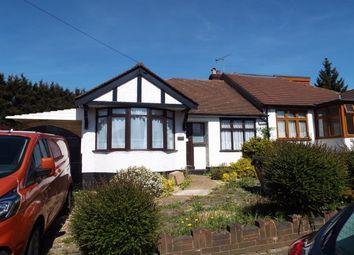 Thumbnail 3 bedroom bungalow to rent in Rushden Gardens, Clayhall