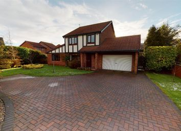 Thumbnail 5 bed detached house for sale in Abbots Way, North Shields
