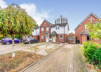 Thumbnail 2 bed semi-detached house for sale in The Cloisters, Walsall