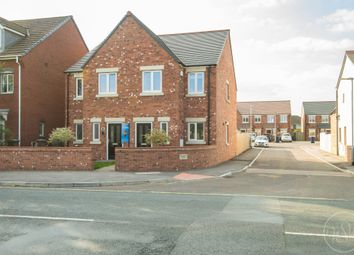 Thumbnail 3 bedroom semi-detached house to rent in Moss Lane, Burscough, Ormskirk