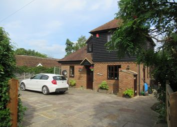 Thumbnail 5 bed detached house for sale in Church Lane, Chislet