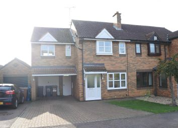 Thumbnail 3 bed semi-detached house to rent in Valebrook Road, Stathern, Melton Mowbray