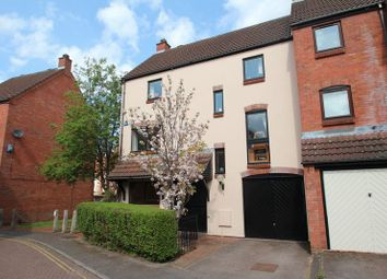 Thumbnail 4 bedroom property for sale in Robert Gybson Way, Norwich