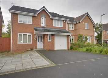 Thumbnail 4 bed detached house to rent in Pickley Court, Leigh, Greater Manchester