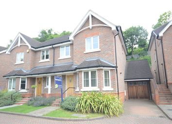 Thumbnail 4 bed semi-detached house for sale in Sheldon Rise, Caversham, Reading