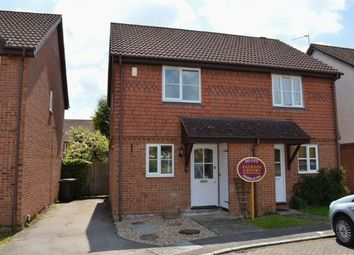 Thumbnail 2 bedroom semi-detached house to rent in Aster Close, Abington Vale, Northampton