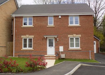 Thumbnail 4 bed detached house to rent in Bethesda Rise, Rogerstone, Newport