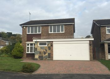 Thumbnail 4 bedroom detached house to rent in The Butts, Broxbourne