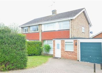 Thumbnail 3 bed semi-detached house for sale in Telston Lane, Otford, Sevenoaks, Kent